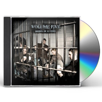 Volume Five DOWN IN A CELL CD