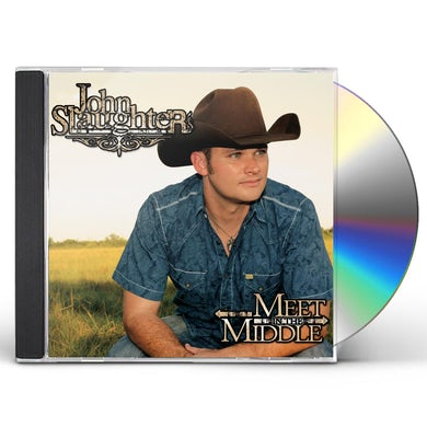 John Slaughter MEET IN THE MIDDLE CD
