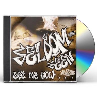 Seldom Seen SEE ME NOW CD
