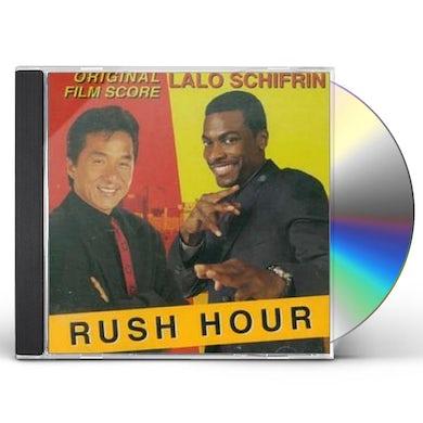 Lalo Schifrin RUSH HOUR: Original Soundtrack CD