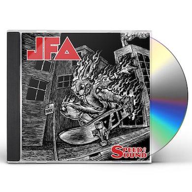 Jfa SPEED OF SOUND CD