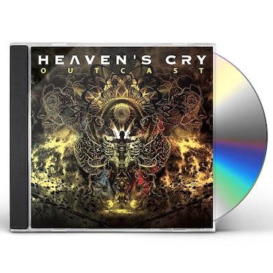 HEAVEN'S CRY OUTCAST CD