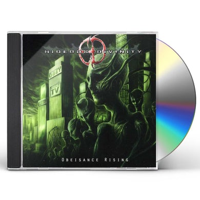 Hideous Divinity OBEISANCE RISING CD