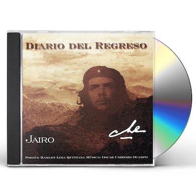 Jairo DIARIO DEL REGRESO CD