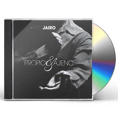 Jairo PROPIO Y AJENO CD