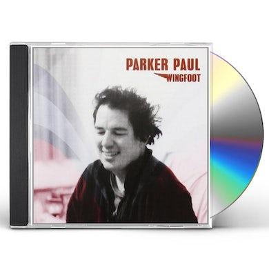 Paul Parker WINGFOOT CD