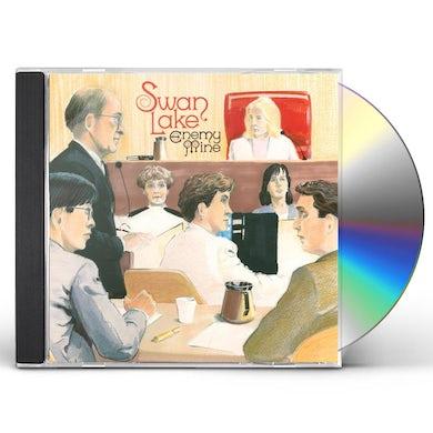 Swan Lake ENEMY MINE CD