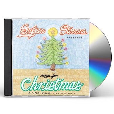 Sufjan Stevens SONGS FOR CHRISTMAS (5CD) CD