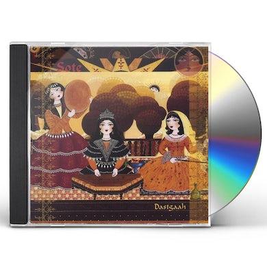 Sote DASTGAAH CD