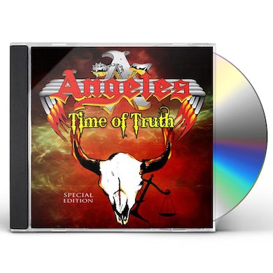 Angeles TIME OF TRUTH CD