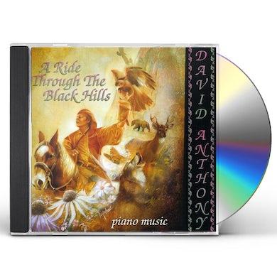 David Anthony RIDE THROUGH THE BLACK HILLS CD
