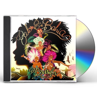 Salome De Bahia BRASIL CD