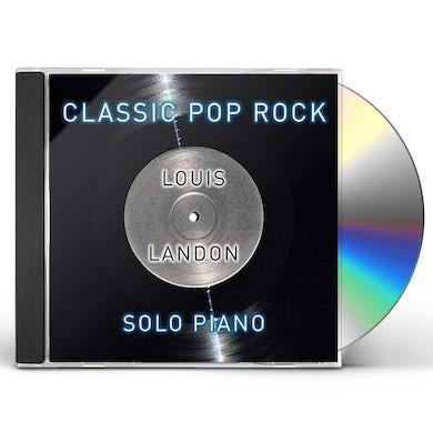 Louis Landon CLASSIC POP ROCK SOLO PIANO CD