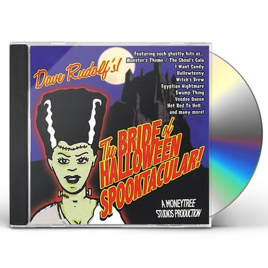 Dave Rudolf BRIDE OF HALLOWEEN SPOOKTACULAR CD