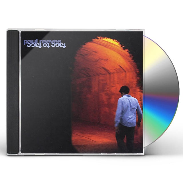 Paul Reeves FACE TO FACE CD
