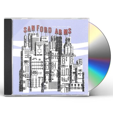 Sanford Arms TWILIGHT ERA CD