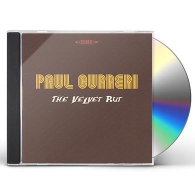 Paul Curreri VELVET RUT CD