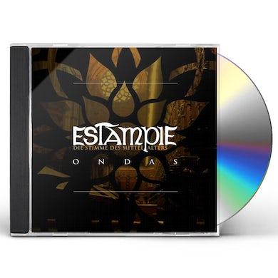 Estampie ONDAS CD