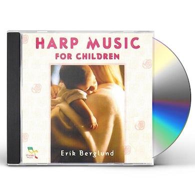 Erik Berglund HARP MUSIC FOR CHILDREN CD