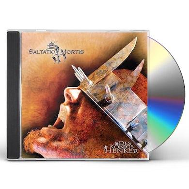 Saltatio Mortis DES KONIGS HENKER CD