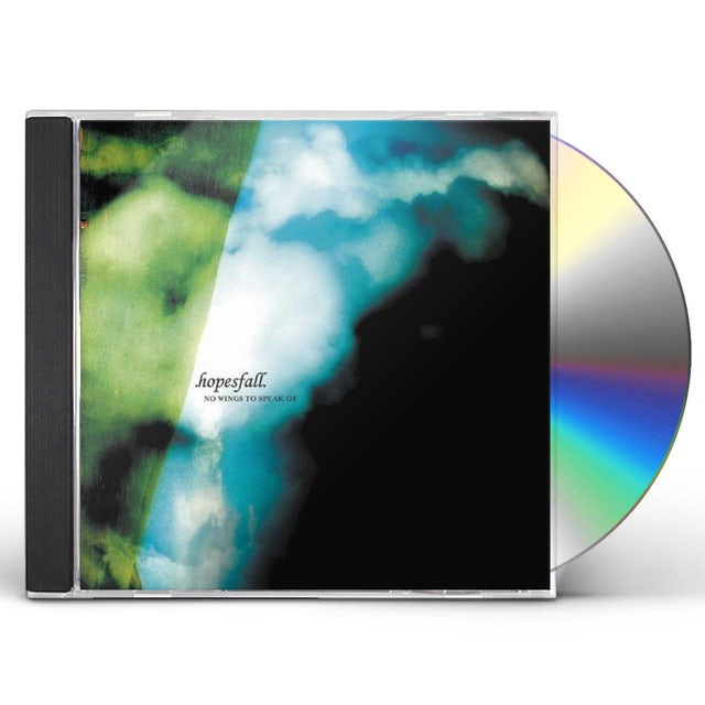 Hopesfall NO WINGS TO SPEAK OF CD