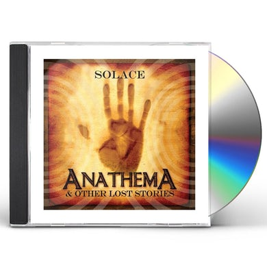 Solace ANATHEMA & OTHER LOST STORIES CD