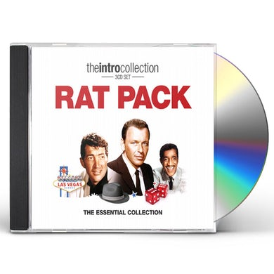 Rat Pack ESSENTIAL COLLECTION CD