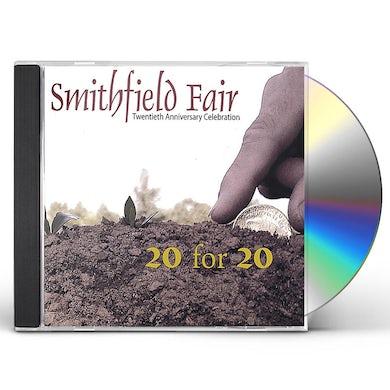 Smithfield Fair 20 FOR 20 CD