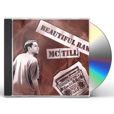 Mc BEAUTIFUL RAW CD