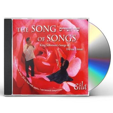 GILA SONG OF SONGS CD