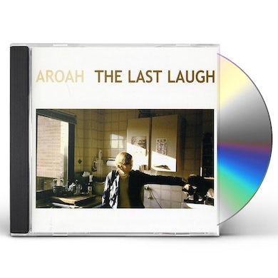 Aroah LAST LAUGH CD