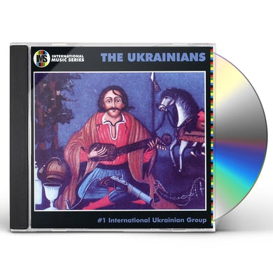 UKRAINIANS NO1 INTERNATIONAL UK BAND CD