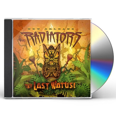 Radiators LAST WATUSI CD
