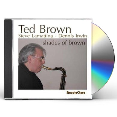 Ted Brown SHADES OF BROWN CD