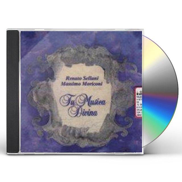 Renato Sellani TU MUSICA DIVINA CD