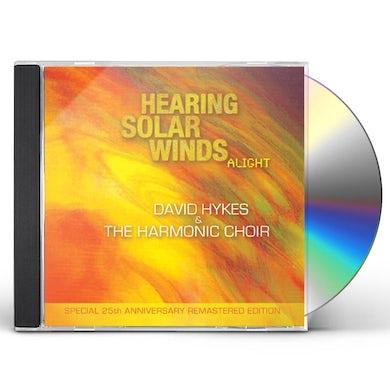David Hykes HEARING SOLAR WINDS ALIGHT CD