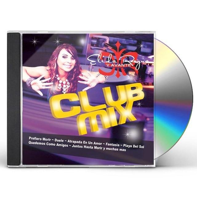 Elida CLUB MIX CD