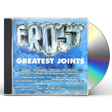 FROST'S GREATEST JOINTS CD