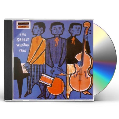 Gerald Wiggins TRIO CD