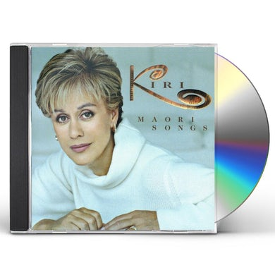 Kiri Te Kanawa MAORI SONGS CD