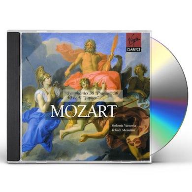 W.A. Mozart SYM 38-41 CD
