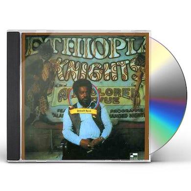 Donald Byrd ETHIOPIAN KNIGHTS CD