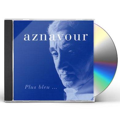Charles Aznavour PLUS BLEU CD