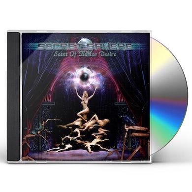 Secret Sphere SCENT OF HUMAN DESIRE CD