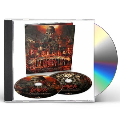 Slayer Repentless killogy (live at the forum in inglewood ca) CD