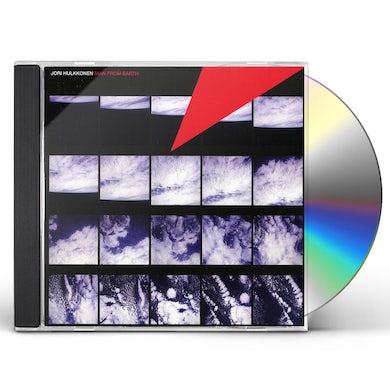Jori Hulkkonen MAN FROM EARTH CD