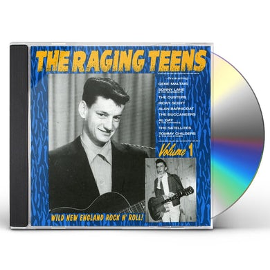 RAGING TEENS 3 / VARIOUS CD