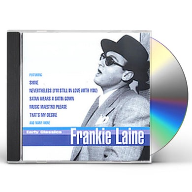 BEST OF FRANKIE LAINE CD