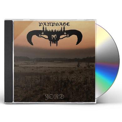 Panphage JORD CD