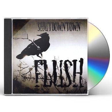 Shutdowntown FLUSH CD